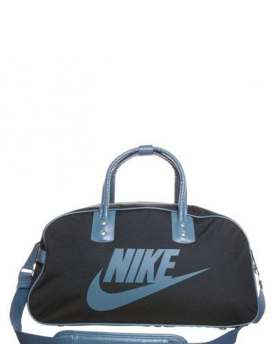 Nike Sportswear Nike Sportswear Axelremsväska Svart. Sportvaskor håller hög kvalitet.