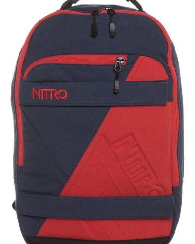 Nitro Axis ryggsäck. Väskorna håller hög kvalitet.