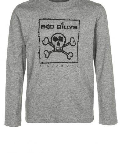 Billabong BAD BILLYS Tshirt långärmad Grått från Billabong, Långärmade Träningströjor