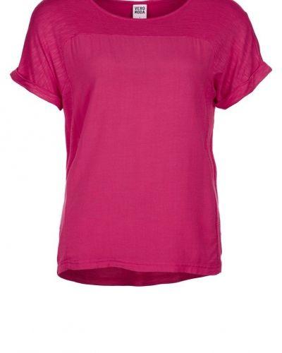 Vero Moda Vero Moda BALCONY Tshirt bas Ljusrosa