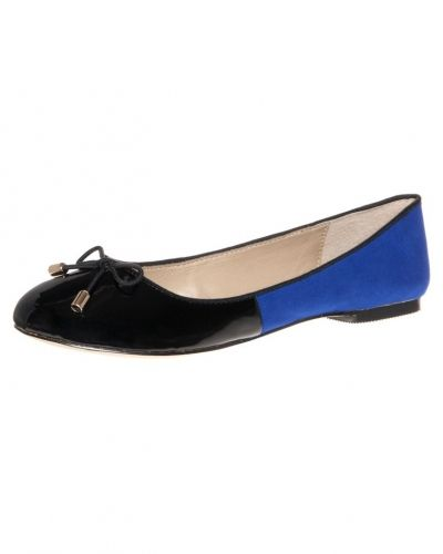Buffalo Buffalo Ballerinas blue/black