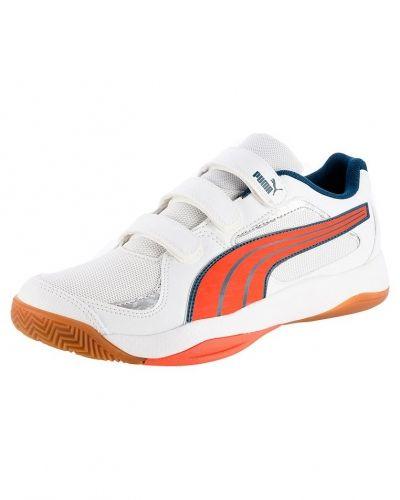 Puma Puma BALLESTA Indoorskor Vitt. Traningsskor håller hög kvalitet.