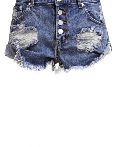 One Teaspoon Bandits jeansshorts blue