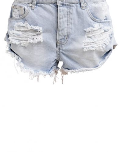 One Teaspoon Bandits jeansshorts wilde