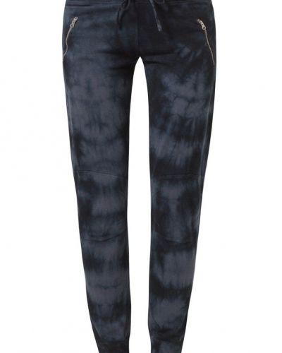 Blue Sportswear BARBARA Tygbyxor Blått - Blue Sportswear - Träningsbyxor med långa ben