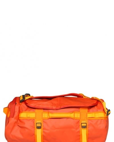 Base camp duffel m resväska orange The North Face weekendbags till unisex.