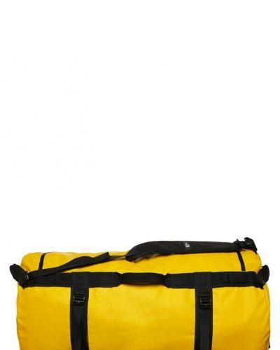 Base camp duffel xl resväska summit gold/black The North Face weekendbags till unisex.