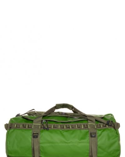 The North Face The North Face BASE CAMP DUFFEL L Resväska adder green/safety green