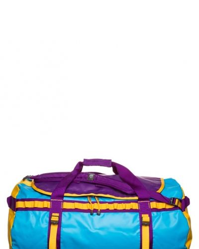 The North Face The North Face BASE CAMP DUFFEL L Resväska iris purple/summit gold