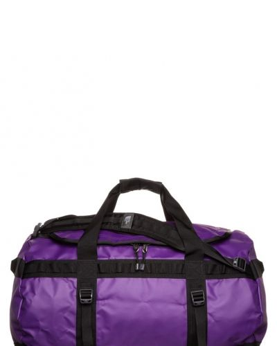 The North Face The North Face BASE CAMP DUFFEL M Resväska purple/black