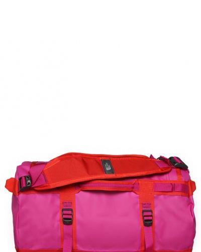 Base camp xs resväska fuchsia pink/fiery red The North Face resväska till unisex.