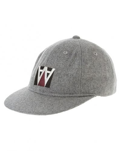 Wood Wood Wood Wood BASEBALL Keps grey