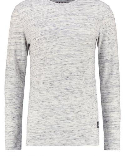 Basic fit tshirt långärmad melange Tom Tailor Denim långärmad tröja till mamma.