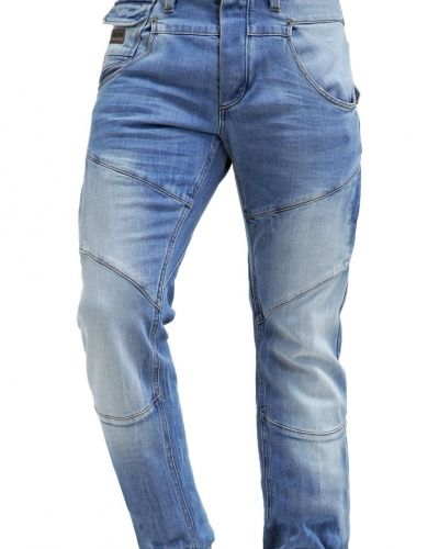 Battle jeans relaxed fit blue Voi Jeans loose fit jeans till dam.