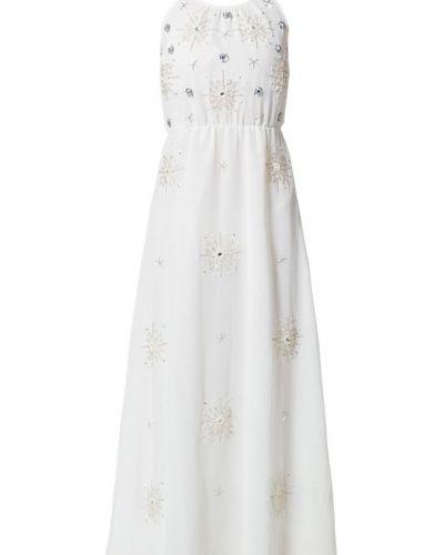 Till tjejer från Frock and Frill, en vit studentklänning.