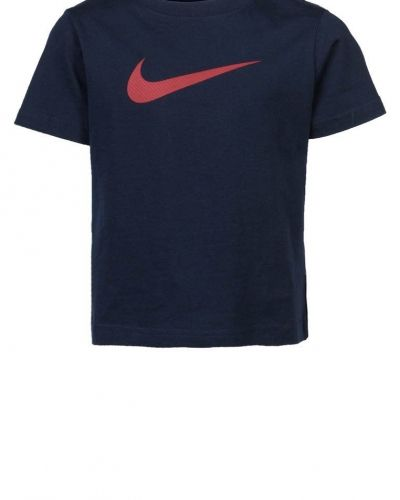 Nike Performance BIG SWOOSH Tshirt med tryck Blått - Nike Performance - Kortärmade träningströjor