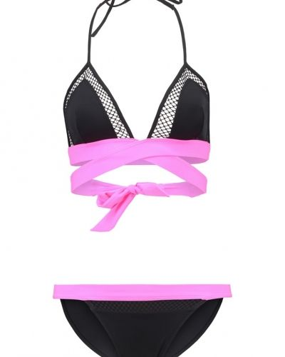 Bikini black/pink TWINTIP bikini till tjejer.