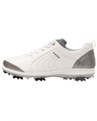 Biom g2 golfskor white/silver ECCO golfsko till dam.