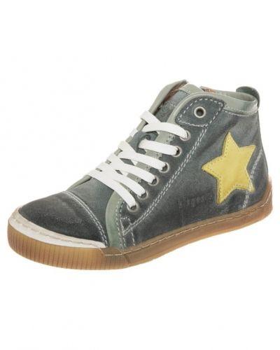 Bisgaard höga sneakers till barn.