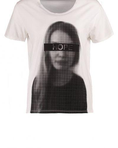 Hope Hope BIZZY Tshirt med tryck white