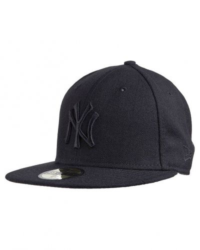 New Era BLACK ON BLACK NEW YORK YANKEES Keps Svart från New Era, Kepsar