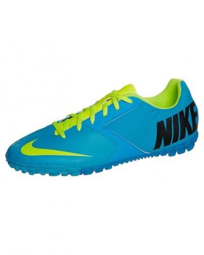 Nike Performance Nike Performance BOMBA II Fotbollsskor universaldobbar Turkos. Grasskor håller hög kvalitet.
