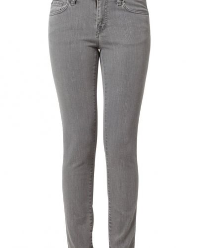 Grå jeans från Edwin till dam.