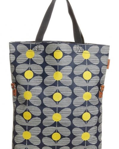 Orla Kiely BOOK BAG Shoppingväska Svart - Orla Kiely - Shoppingväskor
