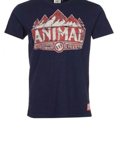 Bradpole tshirt med tryck - Animal - Kortärmade träningströjor