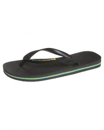 Havaianas BRASIL Badsandaler Svart - Havaianas - Träningsskor flip-flops