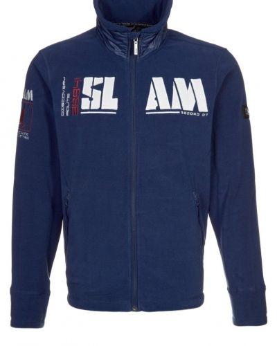 Slam Slam BRAZEN Fleecejacka Blått. Traningsoverdelar håller hög kvalitet.