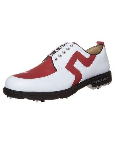 J.LINDEBERG J.LINDEBERG BRIDGE COURSE Golfskor Rött. Traningsskor håller hög kvalitet.