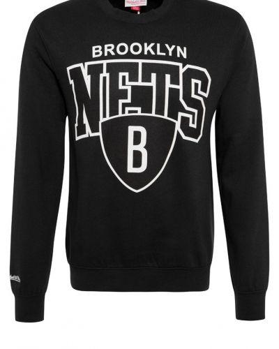 Mitchell & Ness BROOKLYN NETS Sweatshirt svart Mitchell & Ness sweatshirts till killar.