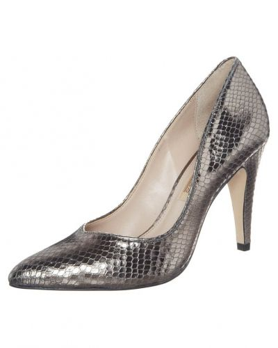 Pumps Buffalo Klassiska pumps snake pitone pewter från Buffalo