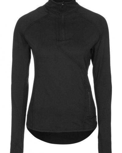 Mountain Hardwear BUTTER ZIPPITY Tshirt långärmad Svart från Mountain Hardwear, Långärmade Träningströjor