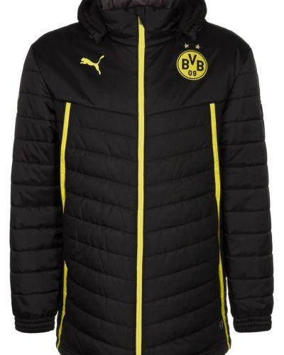 Puma Bvb coach jacket outdoorjacka. Traning-ovrigt håller hög kvalitet.