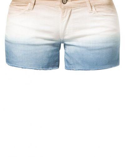 Till tjejer från Calvin Klein Jeans, en flerfärgad jeansshorts.