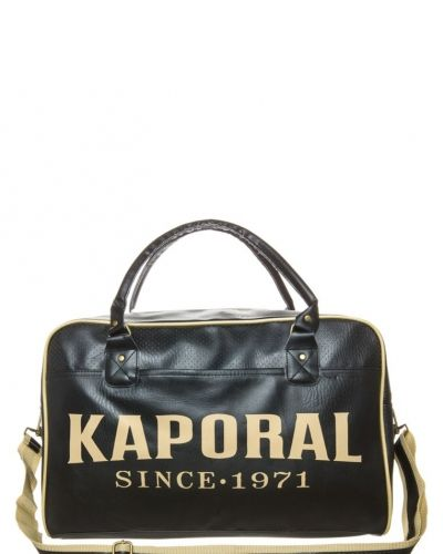 Kaporal CAMPUS 3 Weekendbag Svart - Kaporal - Weekendbags