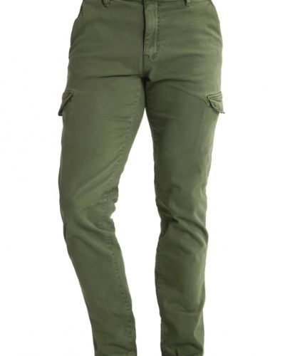 Tom Tailor Denim Cargobyxor oak leaf green