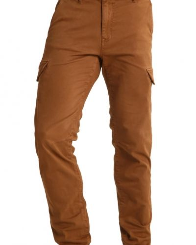 Tom Tailor Denim Cargobyxor rich cinnamon