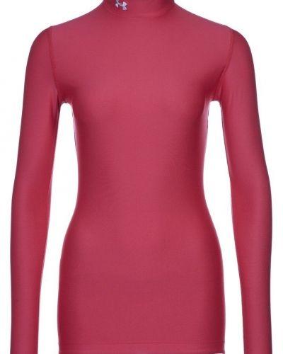 Under Armour CG COMPRESSION MOCK Tshirt långärmad Ljusrosa - Under Armour - Långärmade Träningströjor
