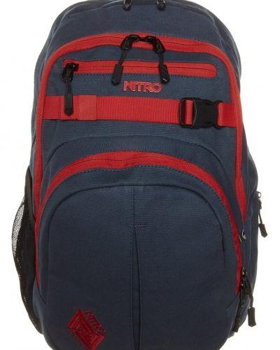 Ryggsäckarväskor från Nitro, Blåa Zoom ryggsäck. Väskor online