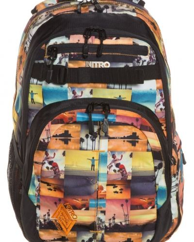Nitro Chase ryggsäck. Väskorna håller hög kvalitet.