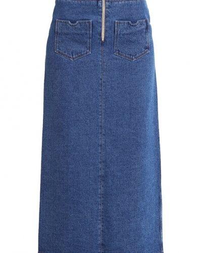 Cheryl jeanskjol 70s wash Nanushka jeanskjol till tjejer.
