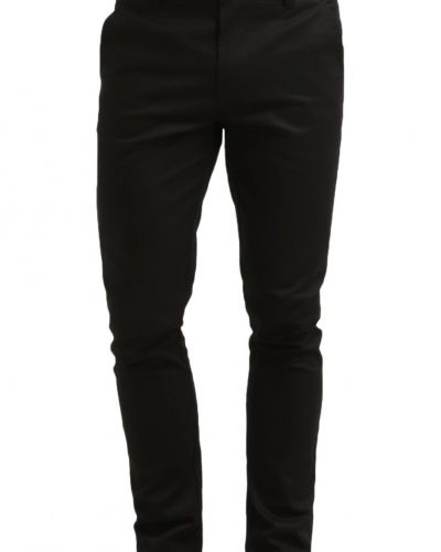 New Look Chinos black
