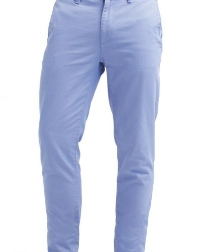 Chinos blue Burton Menswear London chinos till dam.