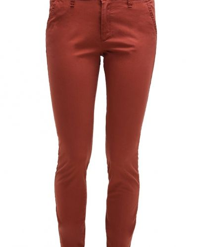 Chinos bordeaux Zalando Essentials chinos till dam.