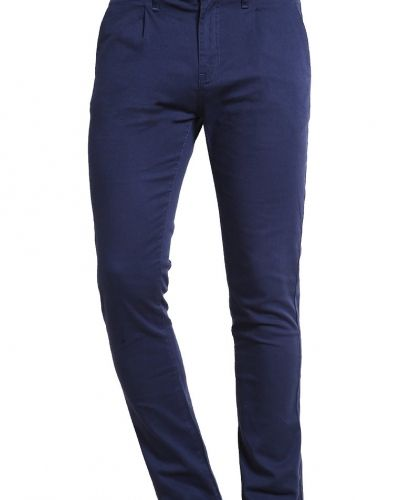 Chinos Pier One Chinos dark blue från Pier One