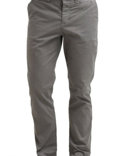Chinos dark grey Pier One chinos till dam.