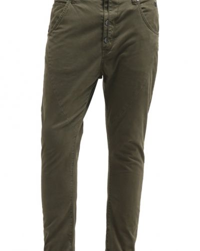Chinos dark ivy green Tom Tailor Denim chinos till dam.